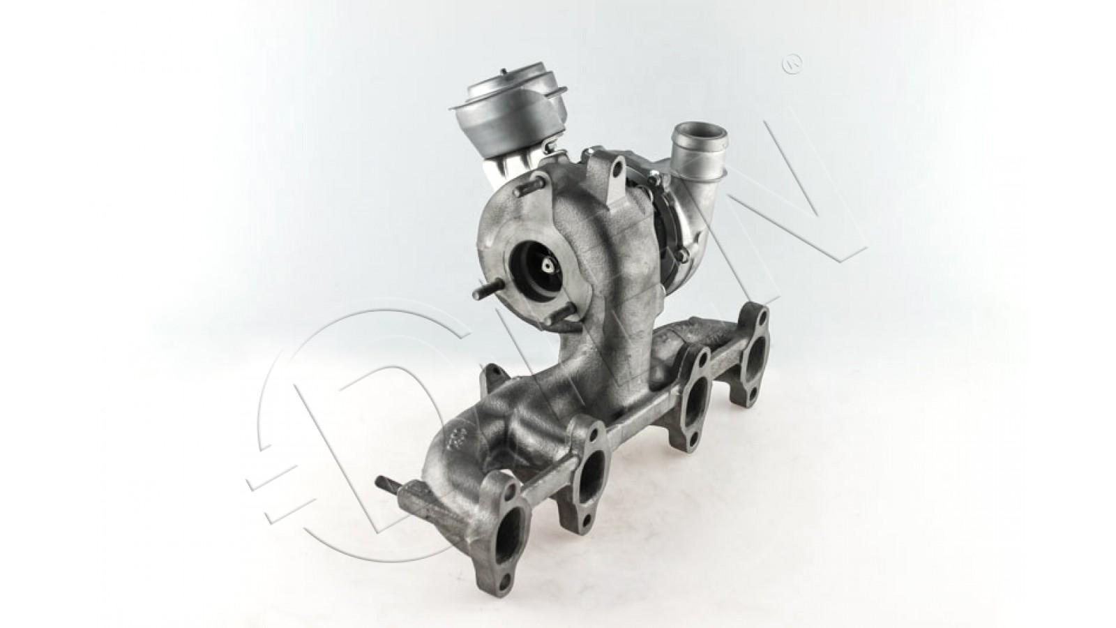 turbina volkswagen golf iv 1 9 tdi 115 cv 713673 5006s. Black Bedroom Furniture Sets. Home Design Ideas