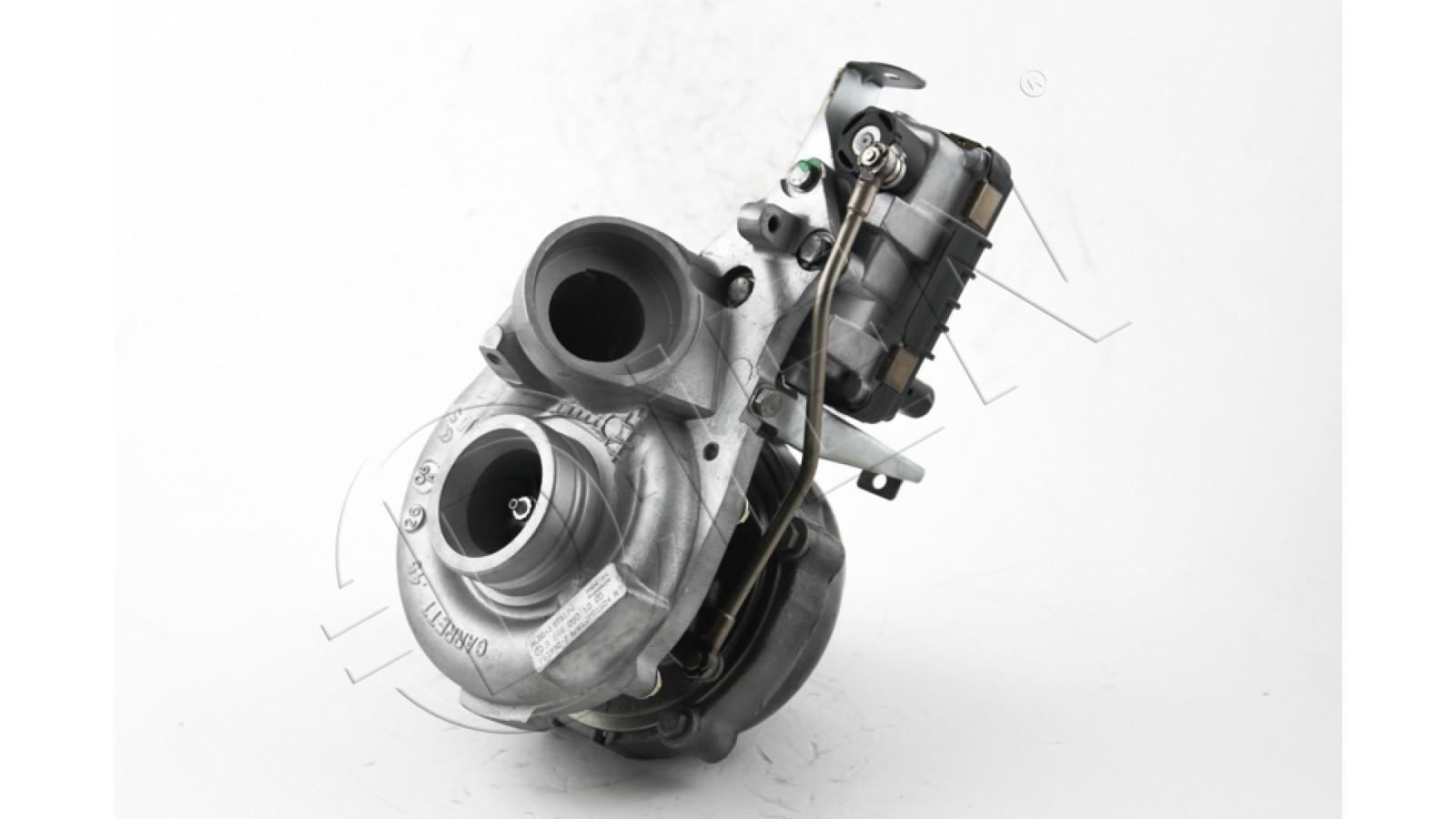 turbina mercedes c-klasse 200 cdi  w204  136 cv