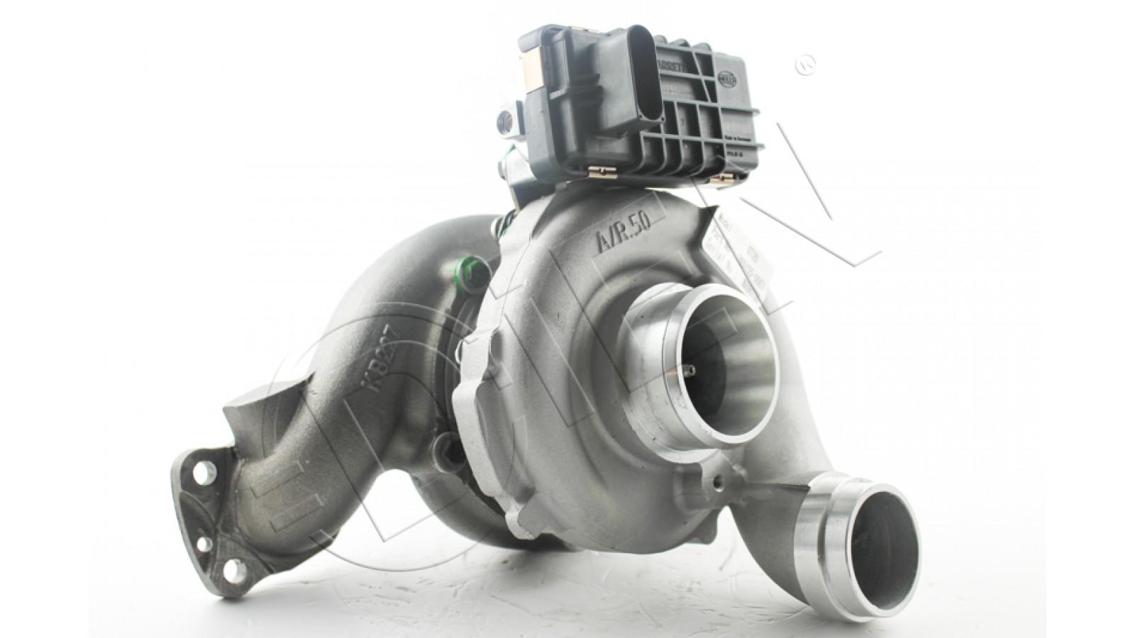 turbina mercedes e-klasse 280 cdi  w211  190 cv