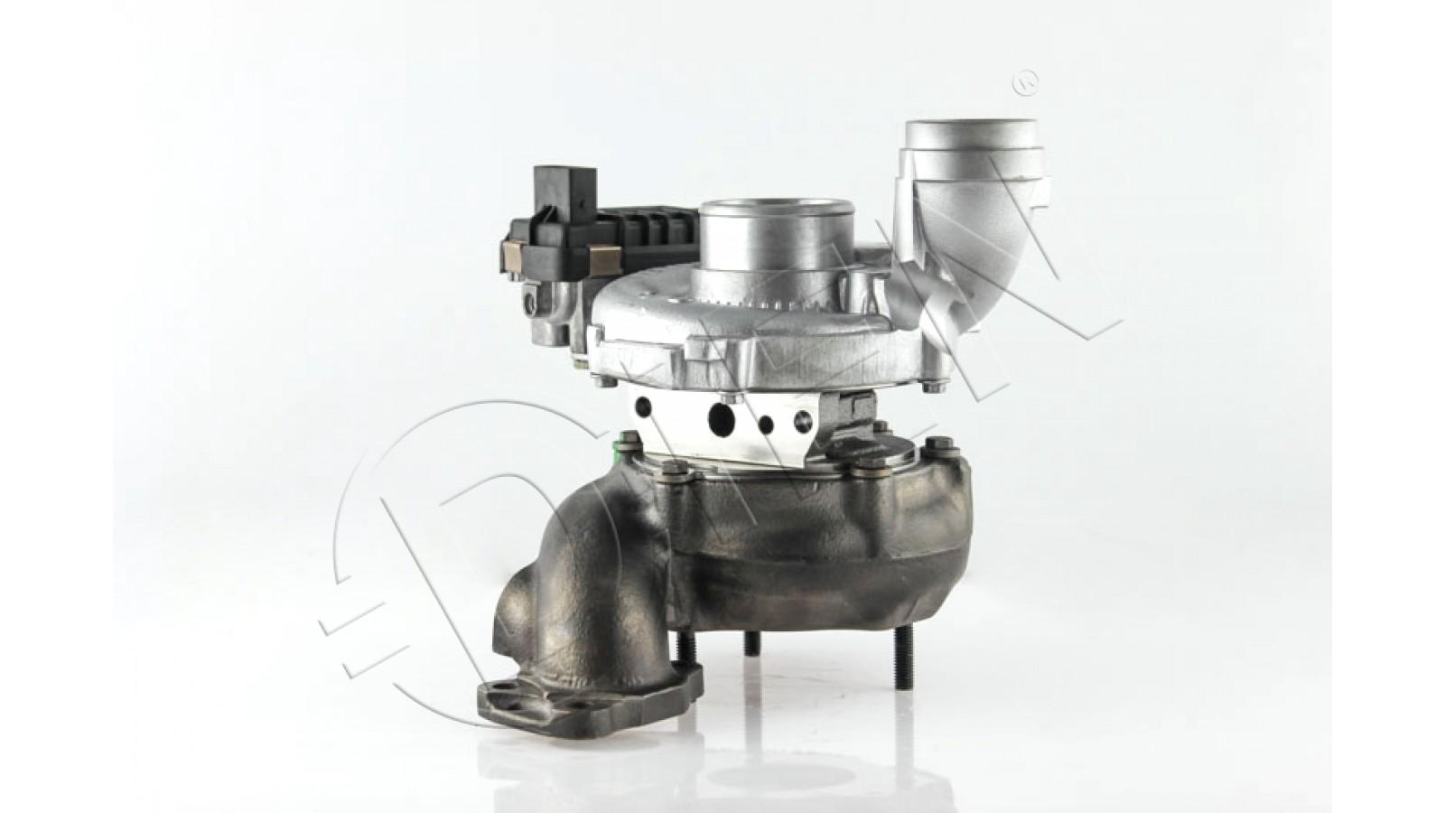 turbina mercedes s-klasse 320 cdi  w221  235 cv